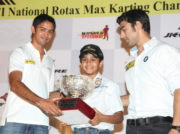 1st-Runner-up-in-JK-Tyre-National-Rotax-Max-Karting-Championship-India-2013-Series