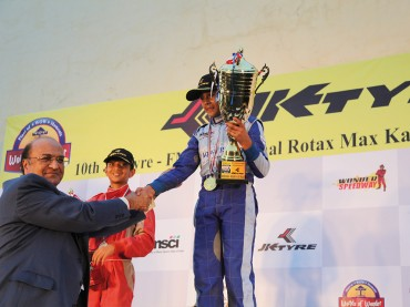 Winner,-Race---5.JK-Tyre-National-Rotax-Max-Karting-Championship-India-2013